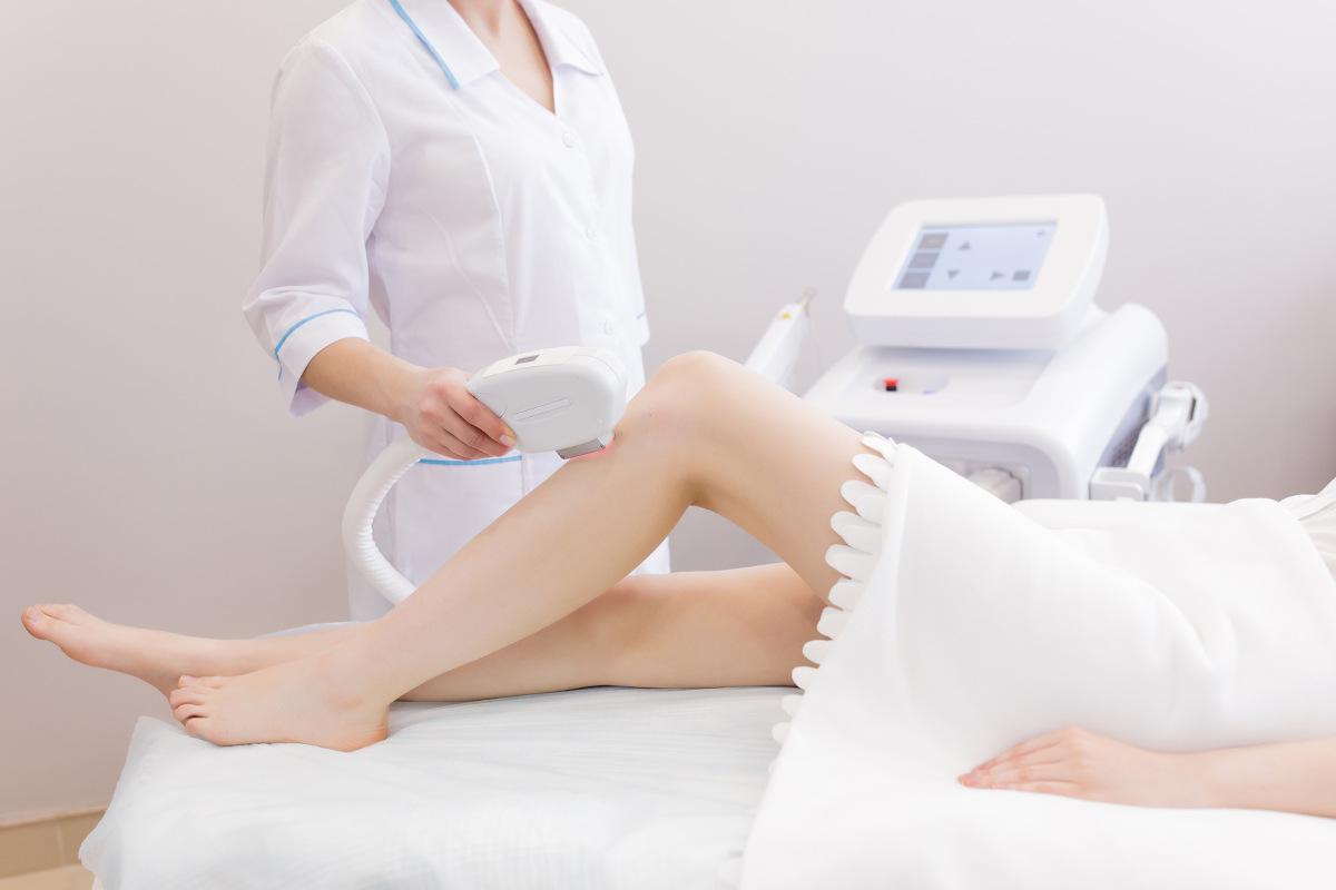 epilazione-laser-trattamento
